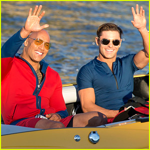 Zac Efron Reveals the Sexiest Thing About Dwayne Johnson!
