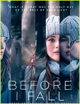 Zoey Deutch Relives the Same Day Over & Over in 'Before I Fall' Trailer with Halston Sage!