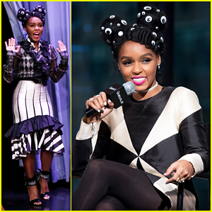 VIDEO: Janelle Monae Talks Getting Fired From Office Depot On 'The Tonight Show'