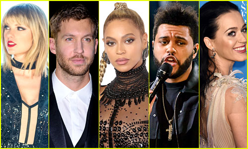 Forbes Reveals the 30 Highest-Paid Musicians of 2016!
