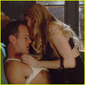 VIDEO: Patrick Wilson & Haley Bennett Share Steamy Moment in 'A Kind of Murder' Clip (Exclusive)