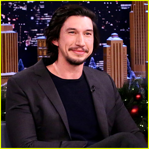 Adam Driver Gave His Friends Kylo Ren Gifts for Christmas!
