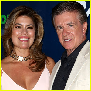 Alan Thicke's Wife Tanya Shared a Sweet Photo Together Two Days Before His Death