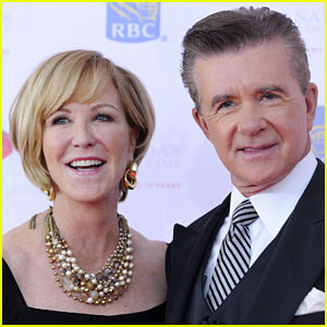 Alan Thicke's 'Growing Pains' Wife Joanna Kerns Recalls Touching Memory