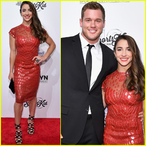 Aly Raisman & Colton Underwood Make Their Red Carpet Debut Months After Social Media Date Proposal