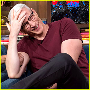 Anderson Cooper Reveals Why He Never Dated Andy Cohen