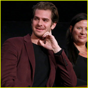 Andrew Garfield Says Spider-Man Was His Favorite Superhero