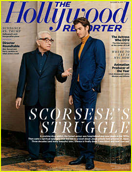 Silence's Martin Scorsese Opens Up About Drug Addiction Past