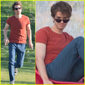 Andrew Garfield Is Never Going to Be Able to Quit Acting