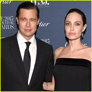 Angelina Jolie's Rep Slams Rumors That She's Moving to London with Kids
