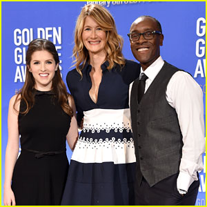 Anna Kendrick Was Up Early to Announce the Golden Globes Noms!