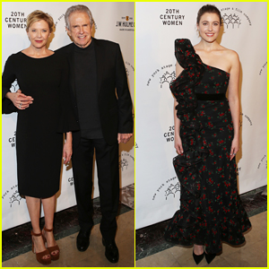 Annette Bening & Warren Beatty Admit They Love To Brag About Their Kids!