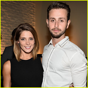 Ashley Greene Shares Photo of Her Engagement Ring!