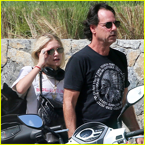 Ashley Olsen & Boyfriend Richard Sachs Head To St. Barts For Holiday Vacation!