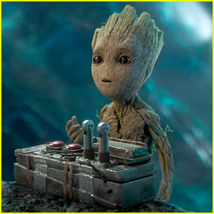 VIDEO: Baby Groot Steals the 'Guardians of the Galaxy 2' Trailer!