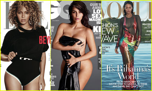 Just Jared's Best Magazine Covers of 2016