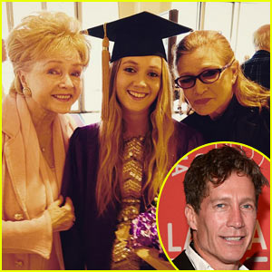 Billie Lourd's Stepfather Bruce Bozzi Shares Sweet Message After Her Double Loss