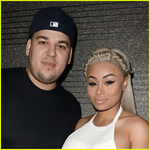 Are Blac Chyna & Rob Kardashian Back Together? It Seems Like It!