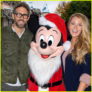 Blake Lively & Ryan Reynolds Head to Disney After Daughters Make Debut