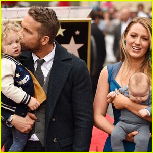 Blake Lively & Ryan Reynolds' Baby Name - Fans React!