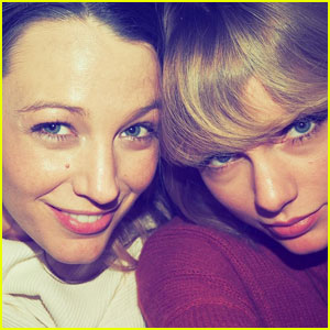 Blake Lively Sends Taylor Swift Belated Birthday Wishes!