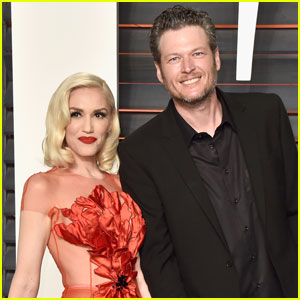 VIDEO: Gwen Stefani & Blake Shelton Have Adorable Dance Party With Her Kids