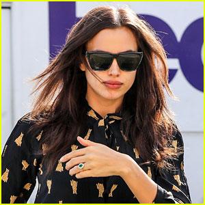 Are Bradley Cooper & Irina Shayk Engaged? Ring Sparks Rumors!