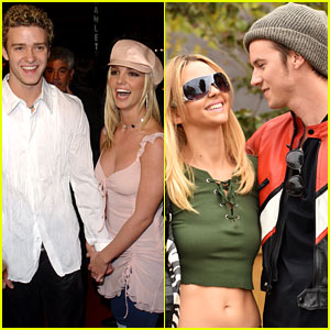 Britney Spears Biopic Photos Feature Moments with Justin Timberlake & Kevin Federline!