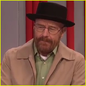 VIDEO: Bryan Cranston Brings Back Walter White During 'SNL' Cameo