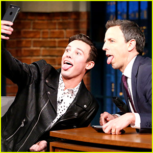 Who Will Get More Likes - Cameron Dallas or Seth Meyers?!