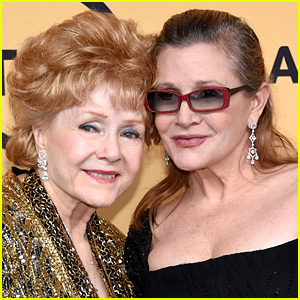 Carrie Fisher's Mom Debbie Reynolds Shares Status Update