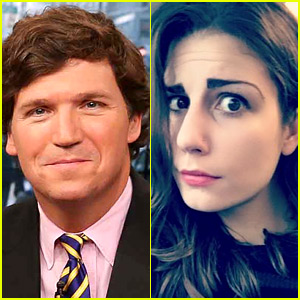Celebs Praise 'Teen Vogue' Writer for Standing Up to Tucker Carlson in Sexist Interview