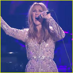 Celine Dion Looks Back at Emotional 2016 in Retrospective Video