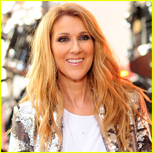 Celine Dion Says First