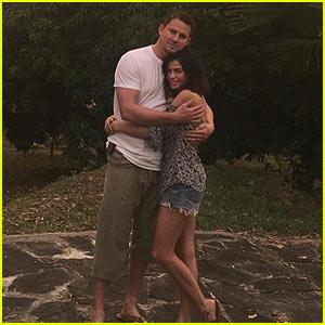 Channing Tatum Wishes Wife Jenna Dewan Tatum Happy Birthday, Calls Her His 'Pot of Gold'
