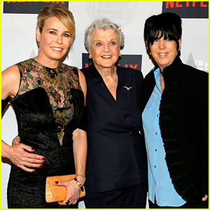 Chelsea Handler Honored by LA Press Club with Some Legendary Ladies!
