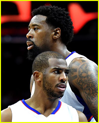 Chris Paul & DeAndre Jordan Involved in a Car Accident