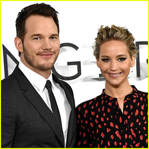 VIDEO: Chris Pratt Names His Favorite Thing About Jennifer Lawrence