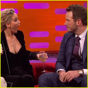 VIDEO: Chris Pratt's Impressive Hidden Talent Shocked Jennifer Lawrence