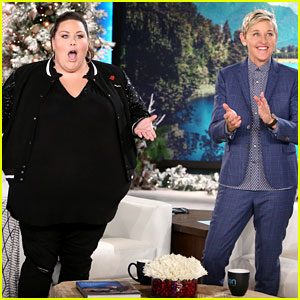 VIDEO: This is Us' Chrissy Metz Discusses Her Character's Weight Loss Journey