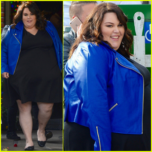 Chrissy Metz Spills On Her Boyfriend: 'He's Amazing!'
