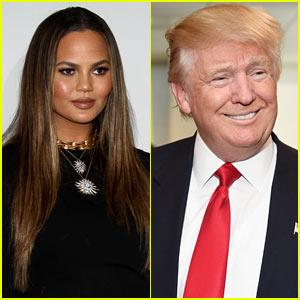 Chrissy Teigen Snaps Back at Donald Trump's Tweet Slamming 'A-List Celebrities'