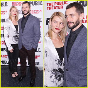 Claire Danes & Hugh Dancy Have Off-Broadway Date Night At 'Tiny Beautiful Things' Opening!