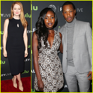 Corey Hawkins & '24: Legacy' Cast Debut First Episode At Paley NYC Screening - Watch New Trailer!