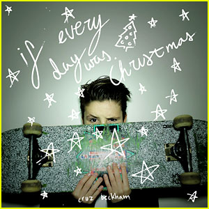 Cruz Beckham Drops Christmas Song - Stream & Download!
