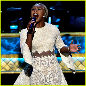 VIDEO: Broadway Star Cynthia Erivo Will Blow You Away with 'Impossible Dream' Performance!