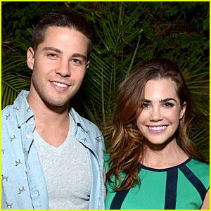 Glee's Dean Geyer & Code Black's Jillian Murray Are Engaged!