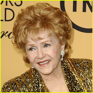 Debbie Reynolds Rushed to Hospital, Possibly Suffered a Stroke