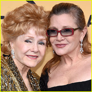 Carrie Fisher's Mom Debbie Reynolds Thanks Fans For Thoughts & Prayers After Death