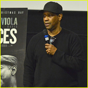 Denzel Washington Calls Out Media: If You Read The Newspaper, 'You're Misinformed'